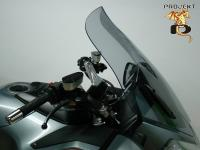 GTR1400 / Concours 14 '08-'14 Windshield - Flip-Up Touring