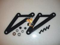 ZZR1400 / ZX14 '06-'11 Exhaust Mounting Kit