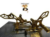 Z1000 '10-'13 Rearset Footrest Kit