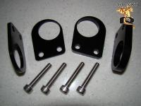 Ninja 250R '08-'12 Handle Bar Risers - 5-10-15mm